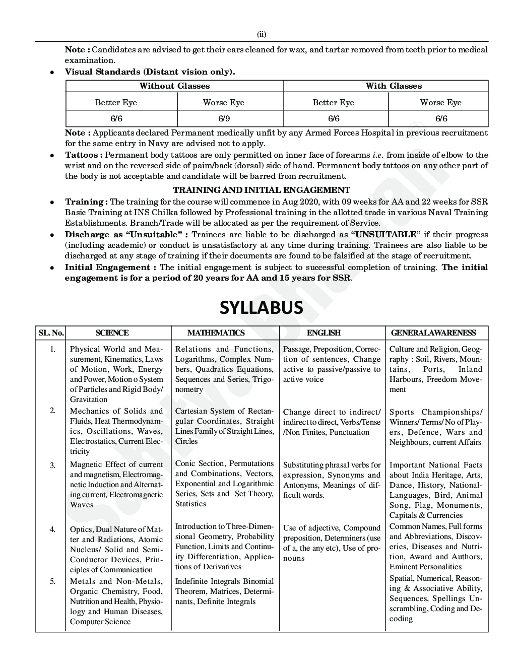 Indian Navy Artificer Apprentice (AA) - Page 5