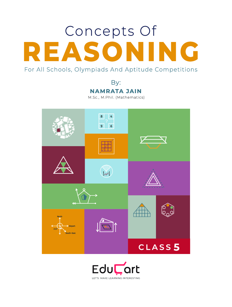 Educart Concepts Of Reasoning For Class - V (All Olympiads And School Competitions) - Page 2