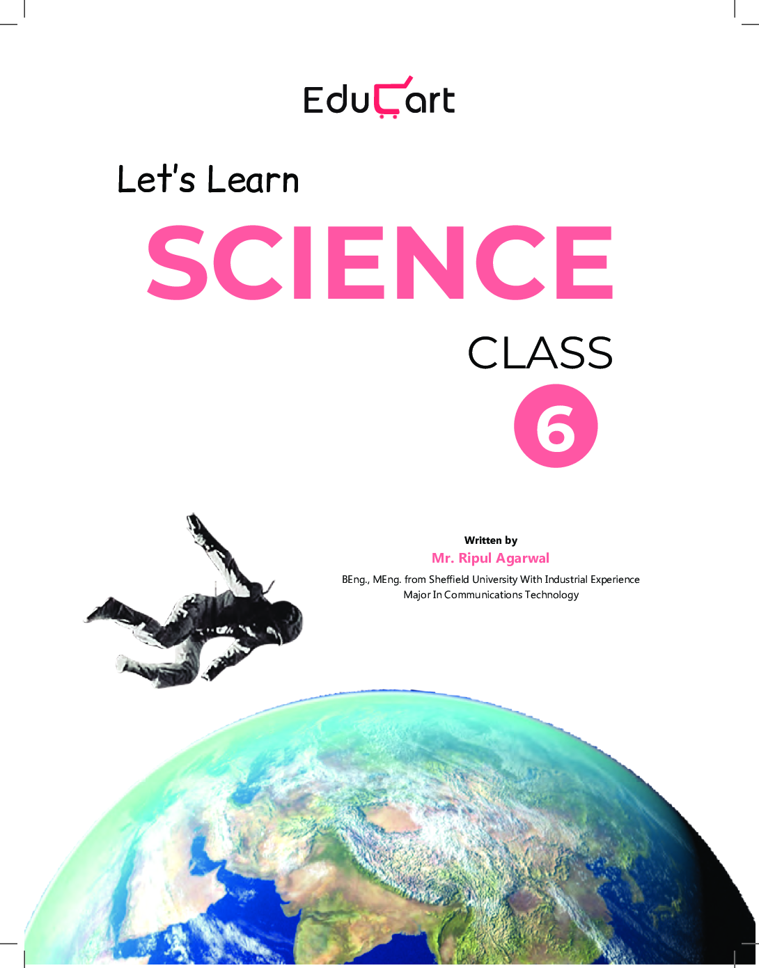 Educart CBSE Let's Learn Science Textbook For Class - VI - Page 2