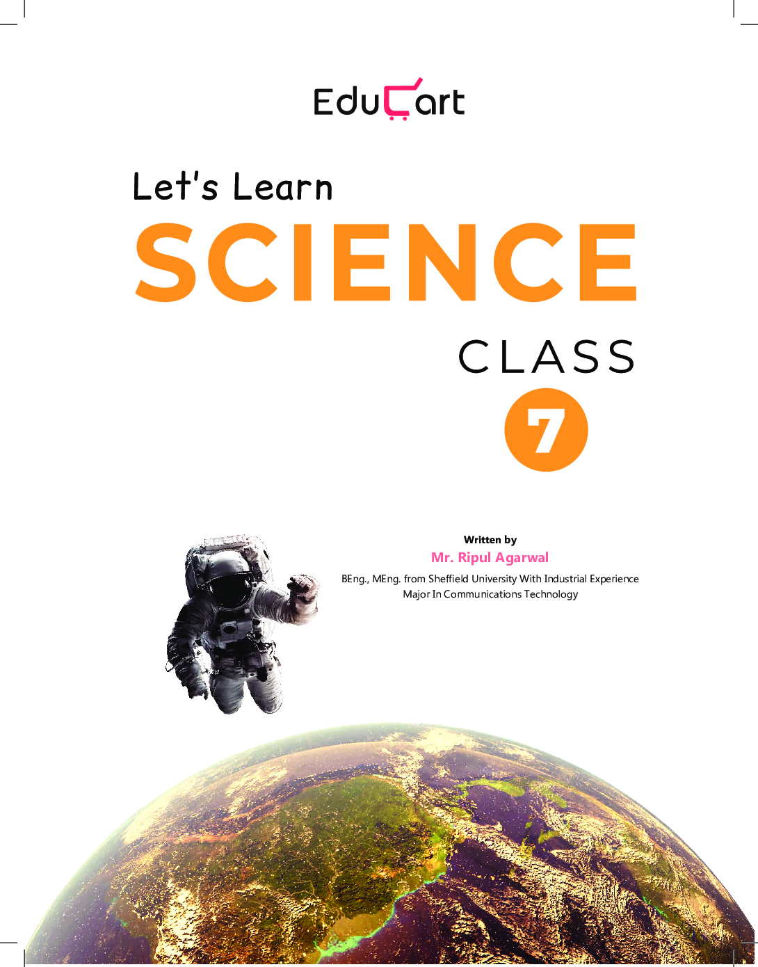 Educart CBSE Let's Learn Science Textbook For Class - VII - Page 2