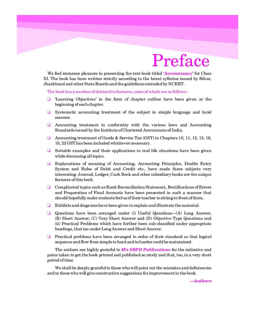 Accountancy Class XI - Page 4