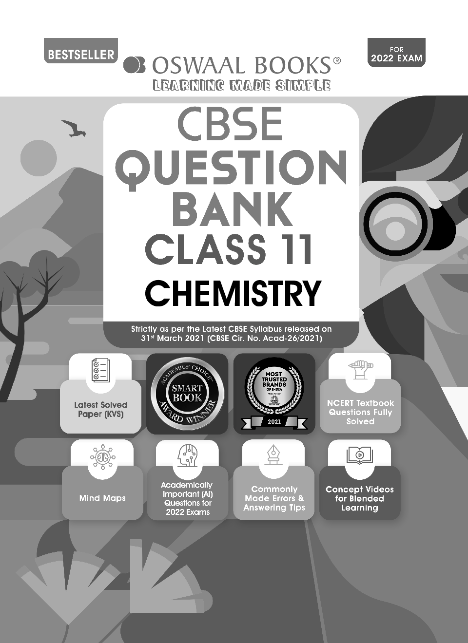 Oswaal CBSE Question Bank Class 11 Chemistry Book Chapterwise & Topicwise (For 2022 Exam) - Page 2