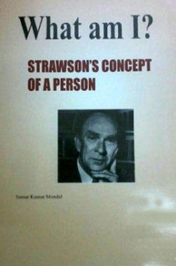 What Am I: Strawson's Concept of A Person