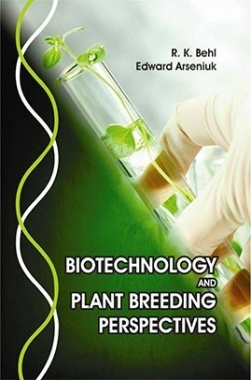 Biotechnology And Plant Breeding Perspectives