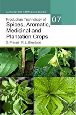 Production Technology Of Spices, Aromatic, Medicinal And Plantation Crops