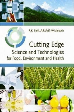 Cutting Edge Science and Technologies for Food, Environment and Health