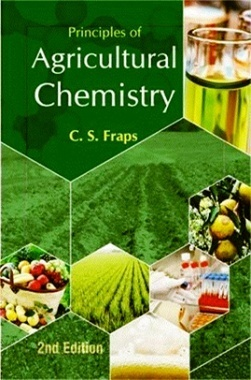 Principles of Agricultural Chemistry