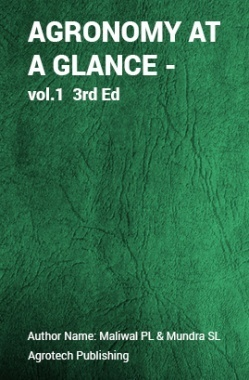 Agronomy at A Glance 3rd Ed. Vol-1 : Basic & Applied Fundamentals