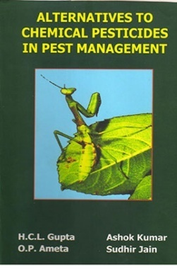 Alternatives to Chemical Pesticides in Pest Management