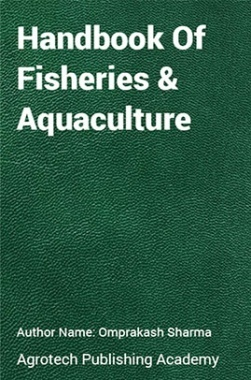 Download handbook of fisheries and aquaculture by o p sharma pdf online fandeluxe Image collections