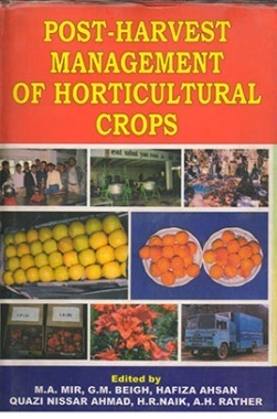 Postharvest Biology And Technology Of Horticultural Crops
