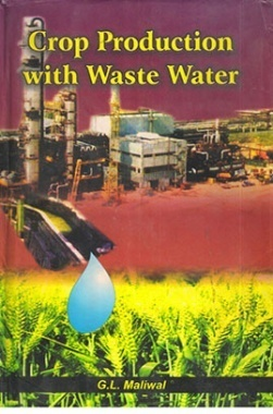crop production with waste water