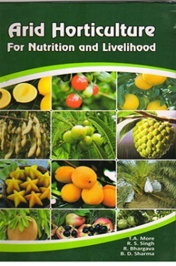 Arid horticulture for  nutrition and livelihood