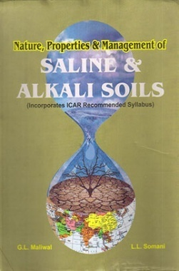 Nature, Properties and Management of Saline and Alkali Soils