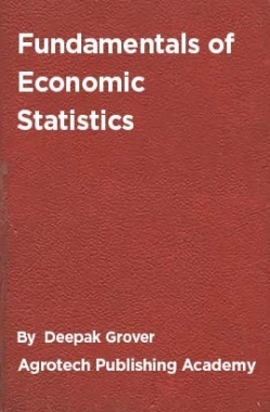 Fundamentals of Economic Statistics