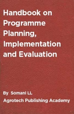 Handbook on Programme Planning, Implementation and Evaluation