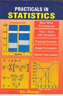 Practicals in Statistics