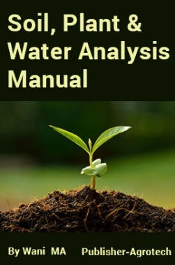 Soil, Plant and Water Analysis Manual