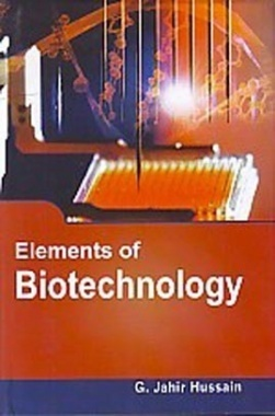 Elements of Biotechnology