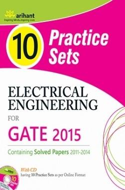 Practice Workbook - ELECTRICAL ENGINEERING for GATE 2015