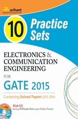 Practice Workbook - ELECTRONICS & COMMUNICATION ENGNEERING for GATE 2015