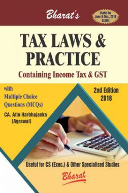 Tax Laws & Practice With MCQs