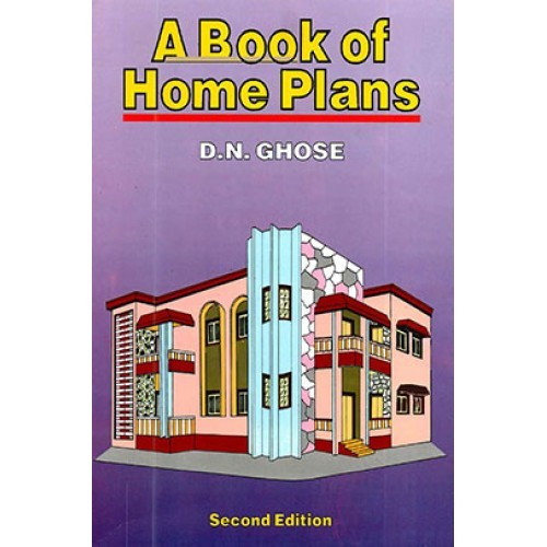 A book of home plans by d n ghose pdf download ebook a for House plan books free pdf