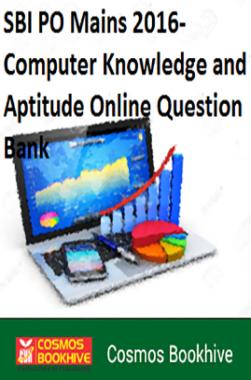 Computer Aptitude Test Practice MCQs For SBI PO Mains