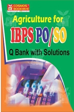 Agriculture For IBPS PO/SO Question Bank With Solution