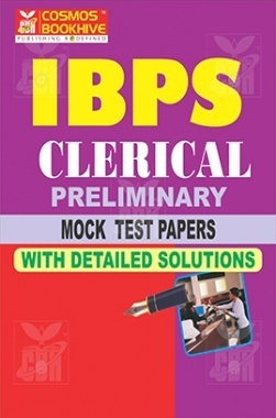 IBPS Clerical Preliminary Mock Test Papers With Detailed Solution
