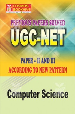 UGC-NET Previous Year Solved Paper-II And III Computer Science