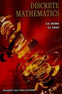 Discrete Mathematics eBook by B K Sharma And R S Sirohi