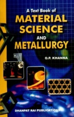 Material Science eBook By O P Khanna