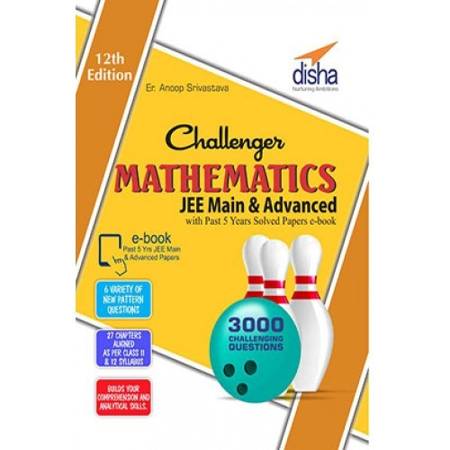 Challenger mathematics for jee main advanced with past 5 years challenger mathematics for jee main advanced with past 5 years solved papers ebook 12th edition fandeluxe Images