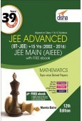 39 Years IIT-JEE Advanced + 15 yrs JEE Main Topic-wise Solved Pa