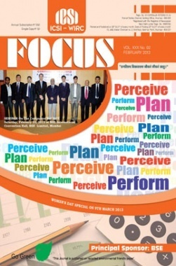 e-Focus February 2013 by ICSI