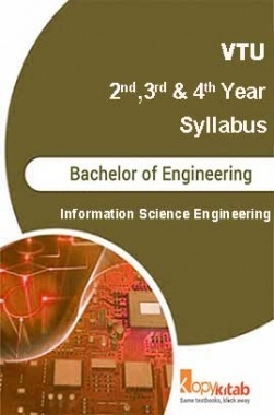 Information Science Engineering Syllabus 2nd 3rd and 4th Year