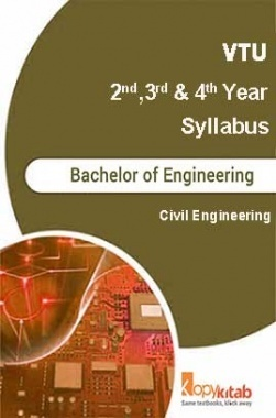 Civil Syllabus 2nd 3rd and 4th Year