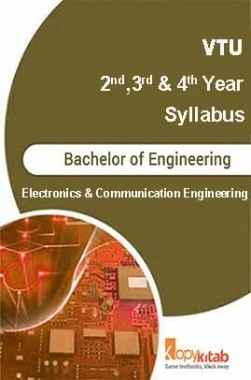 Electronics & Communication Engineering Syllabus 2nd 3rd and 4th Year