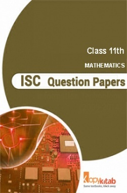 ISC  Question Papers For Class 11 Mathematics