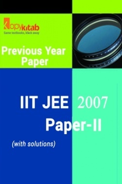 IIT JEE QUESTION PAPERS PAPER 2 WITH SOLUTIONS 2007