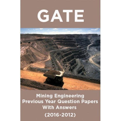Gate Mining Engineering Previous Year Question Papers With