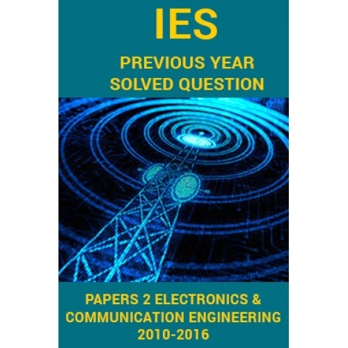 IES Previous Year Solved Question Papers 2 Electronics And ...