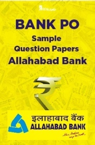 BANK PO Sample Question Papers For Allahabad Bank