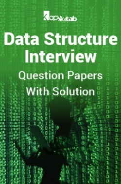 Data Structure Interview Question Papers With Solution