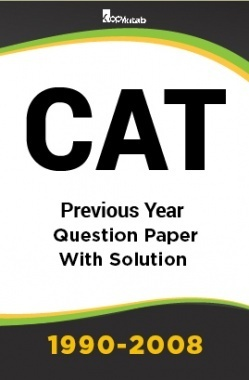 CAT Previous Year Question Paper With Solution 1990-2008
