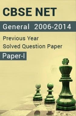 CBSE UGC NET General Paper-I