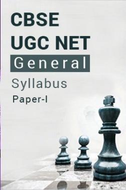 CBSE UGC NET General Paper-I Syllabus