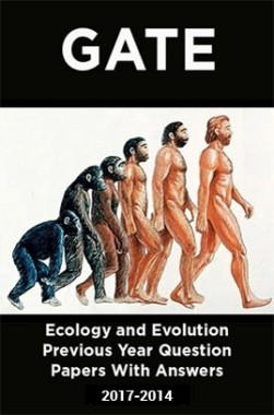 GATE Ecology and Evolution Previous Year Question Papers With Answers (2017-2014)