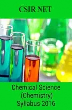 CSIR NET Chemical Science (Chemistry) Syllabus 2016